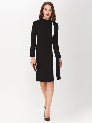 Платье La vida rica. Цвет: черный