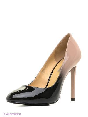 Туфли Vitacci. Цвет: черный, бежевый