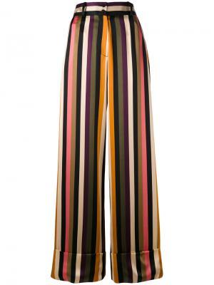 Striped trousers Petar Petrov. Цвет: многоцветный