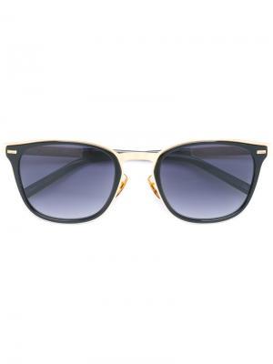 Солнцезащитные очки Chancellor Sama Eyewear. Цвет: чёрный
