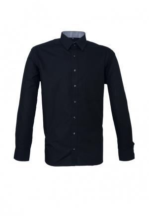Рубашка Eterna. Цвет: черный