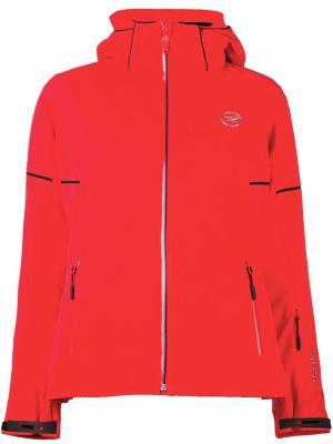 Куртка Mellow Rossignol. Цвет: красный