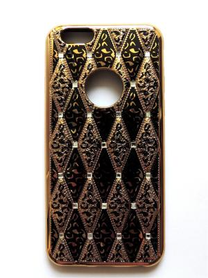 Чехол для Iphone 6/ 6S Punta. Цвет: золотистый