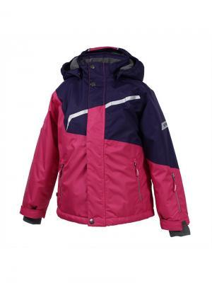 Куртка для детей ISLA HUPPA. Цвет: фуксия