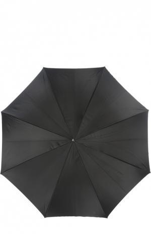 Зонт Pasotti Ombrelli. Цвет: черный