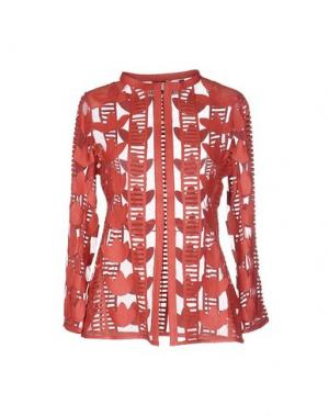 Пиджак CABAN ROMANTIC. Цвет: коралловый