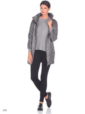 Куртка WINTERRA. Цвет: серый