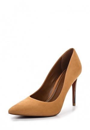 Туфли Carrano. Цвет: коричневый
