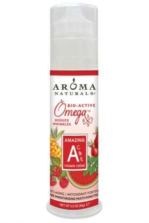 Крем с витамином А AROMA NATURALS. Цвет: none