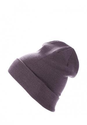Шапка The North Face. Цвет: фиолетовый