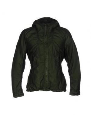 Куртка NEMEN. Цвет: темно-зеленый