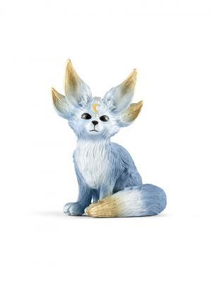 Серия Баяла: Лунная лиса Зенаи SCHLEICH. Цвет: голубой, бежевый