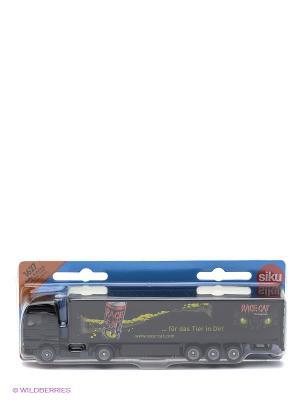 Игрушечная модель Фура SIKU. Цвет: черный