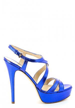 Босоножки SEMILLA. Цвет: синий
