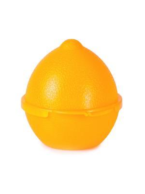 Емкость для лимона (лимон) Berossi. Цвет: желтый