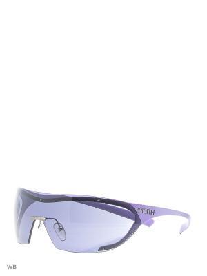 Солнцезащитные очки RH 740 05 Zerorh. Цвет: лиловый