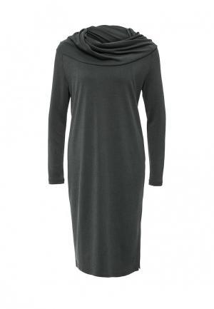 Платье Firkant. Цвет: зеленый
