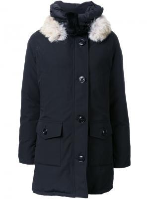 Пальто Bronte Canada Goose. Цвет: чёрный