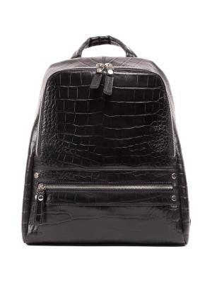 Рюкзак женский VERSADO. Цвет: черный, антрацитовый
