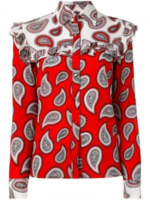 Рубашка с принтом пейсли Dodo Bar Or. Цвет: многоцветный