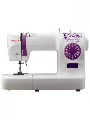 Швейная машина Toyota ECO15A. Цвет: белый