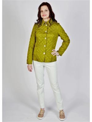 Куртка Frauland. Цвет: зеленый