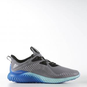 Кроссовки Alphabounce  Performance adidas. Цвет: серый