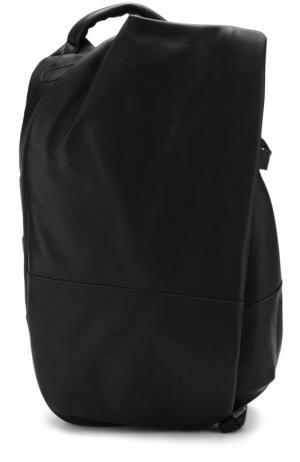 Комбинированный рюкзак Isar Cote&Ciel. Цвет: черный