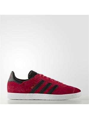 Кеды Adidas. Цвет: розовый