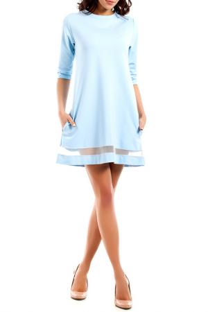 DRESS Moe. Цвет: light blue