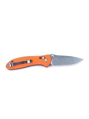Нож Ganzo G7392P. Цвет: оранжевый