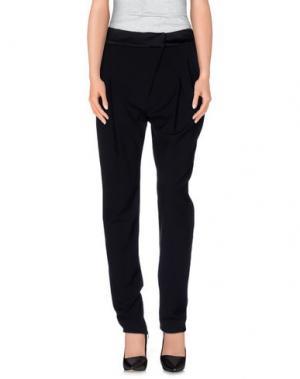 Повседневные брюки ALEX VIDAL. Цвет: черный