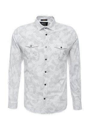 Рубашка Dali. Цвет: белый