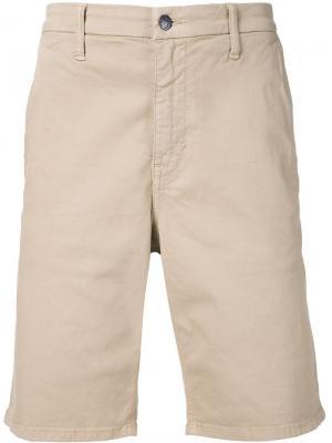 Шорты-чинос до колена Joes Jeans Joe's. Цвет: телесный