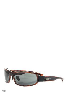 Очки солнцезащитные IS 05-014 21 Enni Marco. Цвет: темно-коричневый
