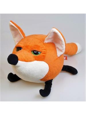 Лиса Fancy. Цвет: оранжевый