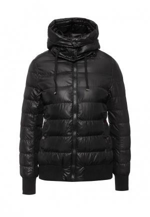 Куртка утепленная Adrixx. Цвет: черный