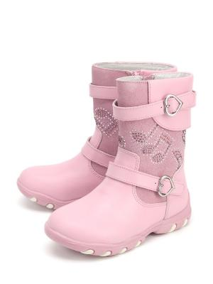 Сапоги Антилопа. Цвет: розовый