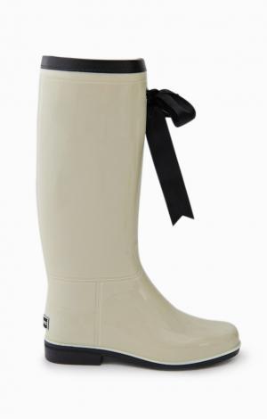Сапоги резиновые Белые Boomboots