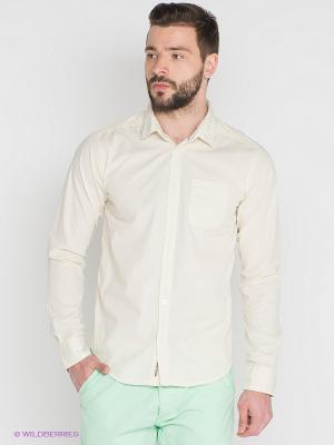 Рубашка Mezaguz. Цвет: молочный