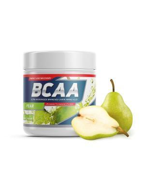 Аминокислоты BCAA 2:1:1 (груша) 250 гр GENETICLAB. Цвет: белый
