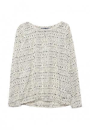 Блуза Tom Tailor. Цвет: бежевый