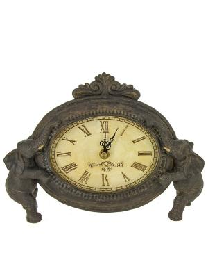 Часы RICH LINE Home Decor. Цвет: черный