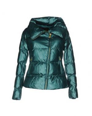 Куртка F**K PROJECT. Цвет: бирюзовый