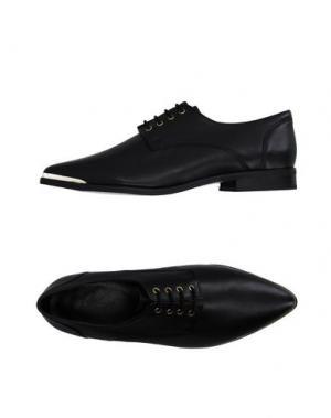 Обувь на шнурках KG KURT GEIGER. Цвет: черный