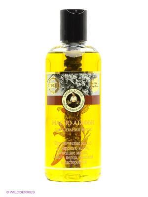 Масло для волос питание Рецепты бабушки Агафьи. Цвет: оливковый