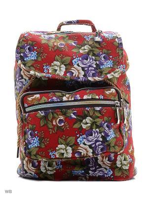 Рюкзак Punta. Цвет: красный, фиолетовый