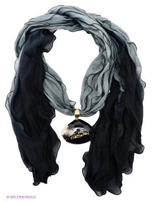 Платок Migura. Цвет: черный