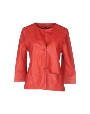 Пиджак VINTAGE DE LUXE. Цвет: красный