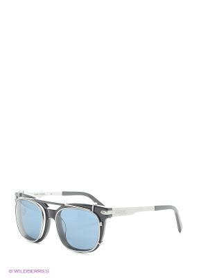 Солнцезащитные очки VL 1407 0001 PX1000 Vuarnet. Цвет: черный